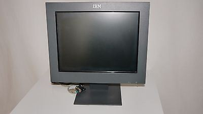"IBM SurePoint 4820-5GB 15"" Touchscreen Monitor Powered USB"