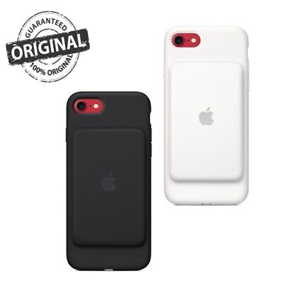 Genuine Apple iPhone 7 OEM Smart Battery Charging Case Cover Black New MN002LL/A