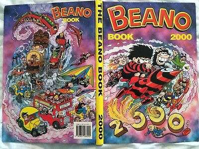 The Beano Book - 2000's FULL collection of TEN books