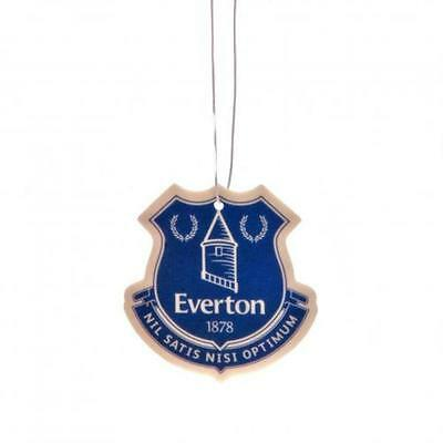 EVERTON Car Air Freshener - Licensed Official Merchandise + Free postage