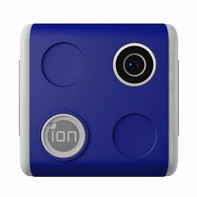 Ion Snap Cam Lite Wearable HD Video Camera 5 mp-Blue- (NEW IN OPEN BOX)