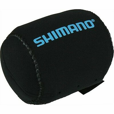 Shimano Reel Cover Neoprene Size Medium Round Fits Bantam Calcutta More ANRC840