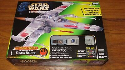 Star Wars Kenner X-Wing Power of the Force PotF