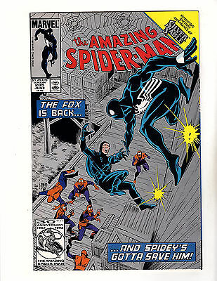 The Amazing Spider-Man #265 (1992, Marvel) VF/NM 1st App Silver Sable! 2nd Print