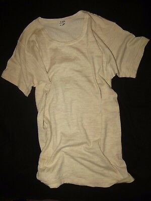 WWII Australian Army Tropical Infantry Shirt - 1942 dated - Broad Arrow Marked