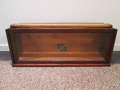 Antique Hoskins Oak Barrister Bookcase Section Finish No. 3 Sec. No. 813 #1