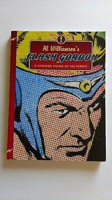 al williamson flash gordon rare oop s.c. flesk publishing
