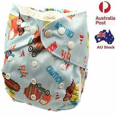 New Modern Cloth Nappies Baby Boy Nappy Pilcher Pilchers Diaper With Liner (D88)