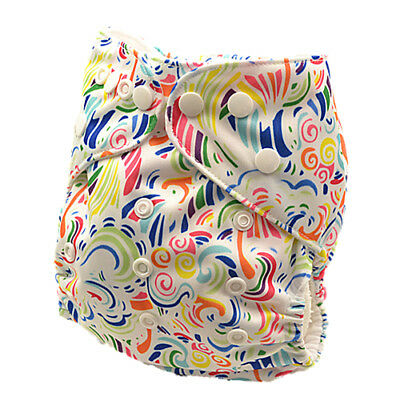 Unisex Modern Cloth Nappies Baby Nappy Pilcher Pilchers Diaper Free Liner (D200)