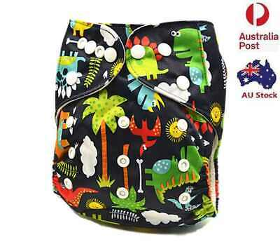 Arrow Design Adjustable Baby Boy Modern Cloth Nappies MCN Nappy Diapers (D205)