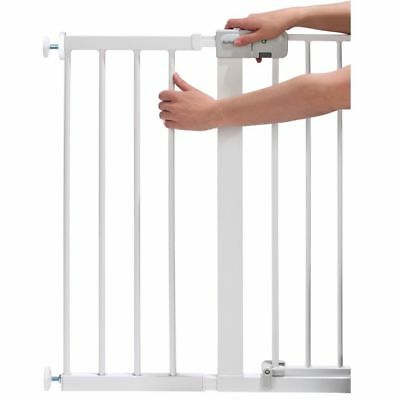 Safety 1st Safety Gate Extension Easy Close Security 28 cm White Metal 24304310
