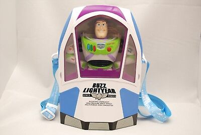 Buzz Lightyear Popcorn Bucket Tokyo Disney Sea Limited Container Toy Story F/S