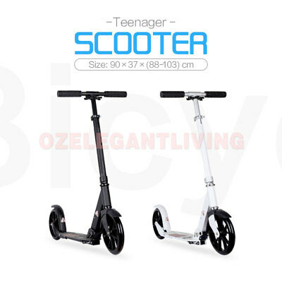 New Kids Push Teenager Scooter Commuter Scooter Suspension Christmas Gifs
