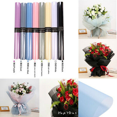 10pcs24/'/'x24/'/'DIY Wrapping Paper Flower Bouquet Craft Paper Gift  Party Supplies