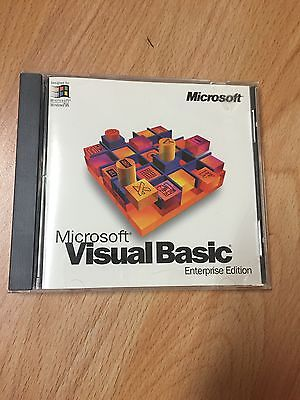 Microsoft Visual Basic 4.0 Enterprise Edition englisch