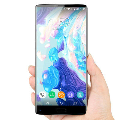 HOMTOM S9 Plus 5.99'' 4G Smartphone Android 7.0 Octa Core 4GB 64GB OTG Newest