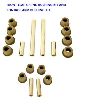 Front End Bushing Kit for Club Car Precedent Gas & Electric Golf Cart 2004 -UP