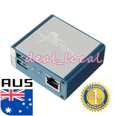 Octopus box Activated LG and Samsung Repair Flash unlocker + 19 CABLES AU