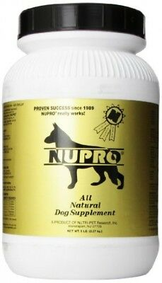 NutriPet Research Nupro Dog Supplement, 5Pound