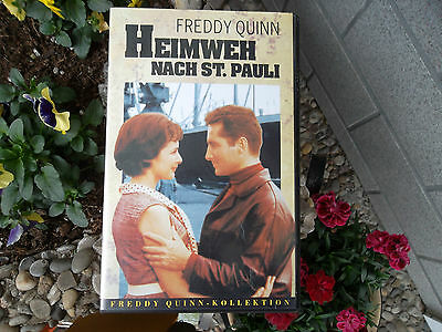 heimweh nach st pauli freddy quinn 1963 vhs. Black Bedroom Furniture Sets. Home Design Ideas