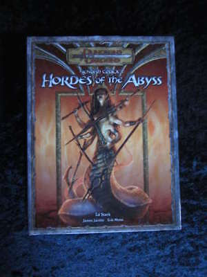 Dungeons and Dragons D&D Fiendish Codex 1 Hordes of the Abyss