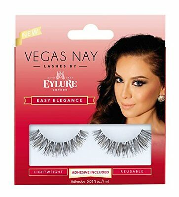 Eylure Vegas Nay Lashes, easy Elegance (o3C)