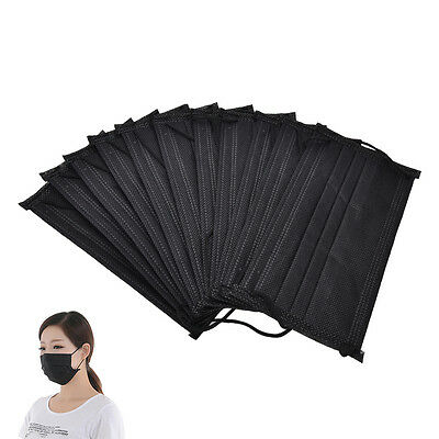 Disposable Mask Anti-dust Flu Warm Face Sports Respirator Outdoor Mouth TH