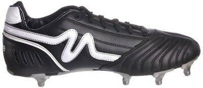 Mitre Invader Low Cut Adults Soft Toe Rugby Boots Size UK 9