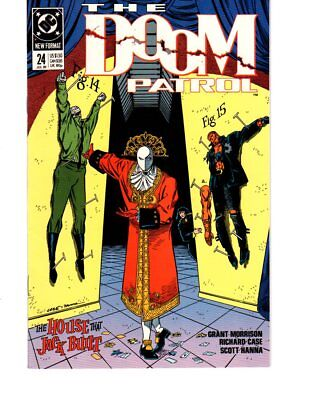 Doom Patrol 24 (NM) Volume 2
