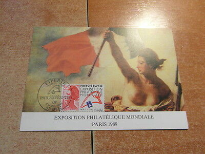 Fdc Card Cpsm Maximum Premier Day Maximaphilie / Philexfrance 04-02-88 Metz