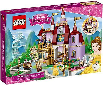 LEGO Disney Princess 41067 -Belle's Enchanted Castle * RETIRED * NEW & SEALED **
