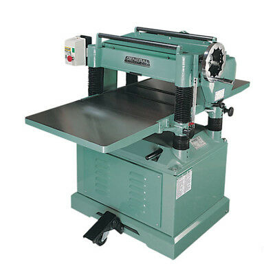"""20"""" Planer General International 30-300M1 5hp 220v, New in crate, Free Shipping!"""