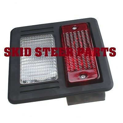 Bobcat Skid Steer Tail Light Assembly for 751 753 763 773 863 873 883 963