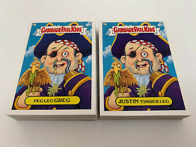 2004 USA Garbage Pail Kids ALL NEW SERIES 2 COMPLETE Set - ANS