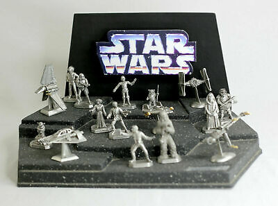 Vintage Star Wars Rawcliffe Fine Pewter - BUILD / CHOOSE YOUR LOT