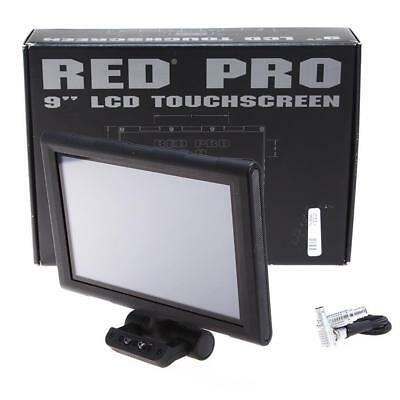 RED TOUCH 9-inch Monitor - Mfr# 730-0011 / Original Box