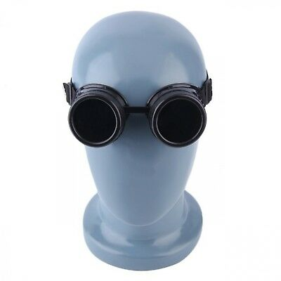 5c0809985b567a Unisex Goggles Glass Vintage Retro Steampunk Fashion Cyber Gothic Sunglasses  New