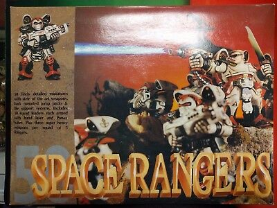 ICE Space Master - 50 Space Rangers Box (NEW)