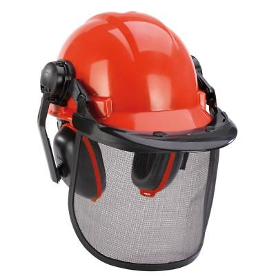 Einhell Forest Safety Helmet BG-SH 1 Hard Hat Defender Cap Workwear L-sized