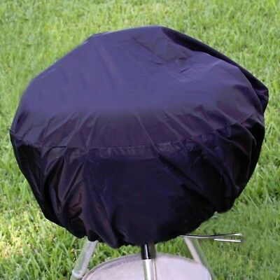 AU BBQ Grill Cover Fits Stand-Up Charcoal Grill Serving Outdoor Round 14''-15''