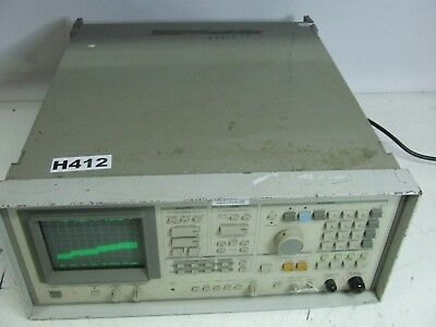 Anritsu MS710C Spectrum Analyzer 10kHz-23GHz/18-140GHz *Tested*