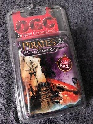 Pirates At Oceans Edge Booster Packs CCG 2 Sealed Card Game