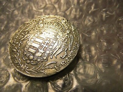 """HUNGARY 1783-B MADONNA & CHILD SILVER JOSEPH ll THALER COIN """"ON SALE NOW"""""""
