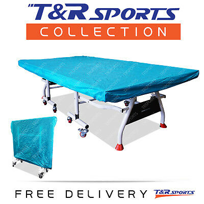 New! Multifunctional Table Tennis / Ping Pong Table Cover - Green