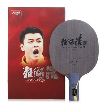 █EZBOX SPORTS█ DHS Table Tennis Racket/Blade Hurricane Hao 2 CS (Pen-Hold Grip)