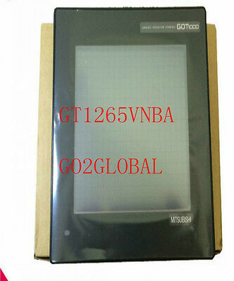 Mitsubishi GT1265VNBA USED touchscreen for industrial machine use 60 days warran
