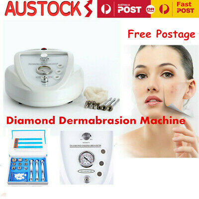 Diamond Dermabrasion Machine Microdermabrasion System Health Beauty Clean Skin