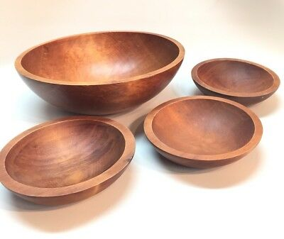 Baribocraft Bowl Set Serving Bowl/nut Bowl 4pc Set [340]