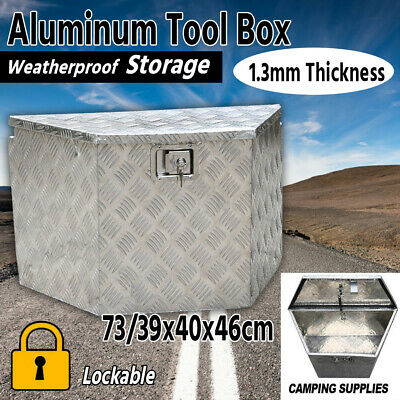 Aluminium UTE/Car/Truck Tool Box Garage Trailer Heavy Duty Underbody Toolbox