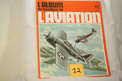 le fana de l'aviation-n°12-le Potez 453-le Wildcat-6/70